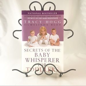 Secrets of the Baby Whisperer for Toddlers by Hogg